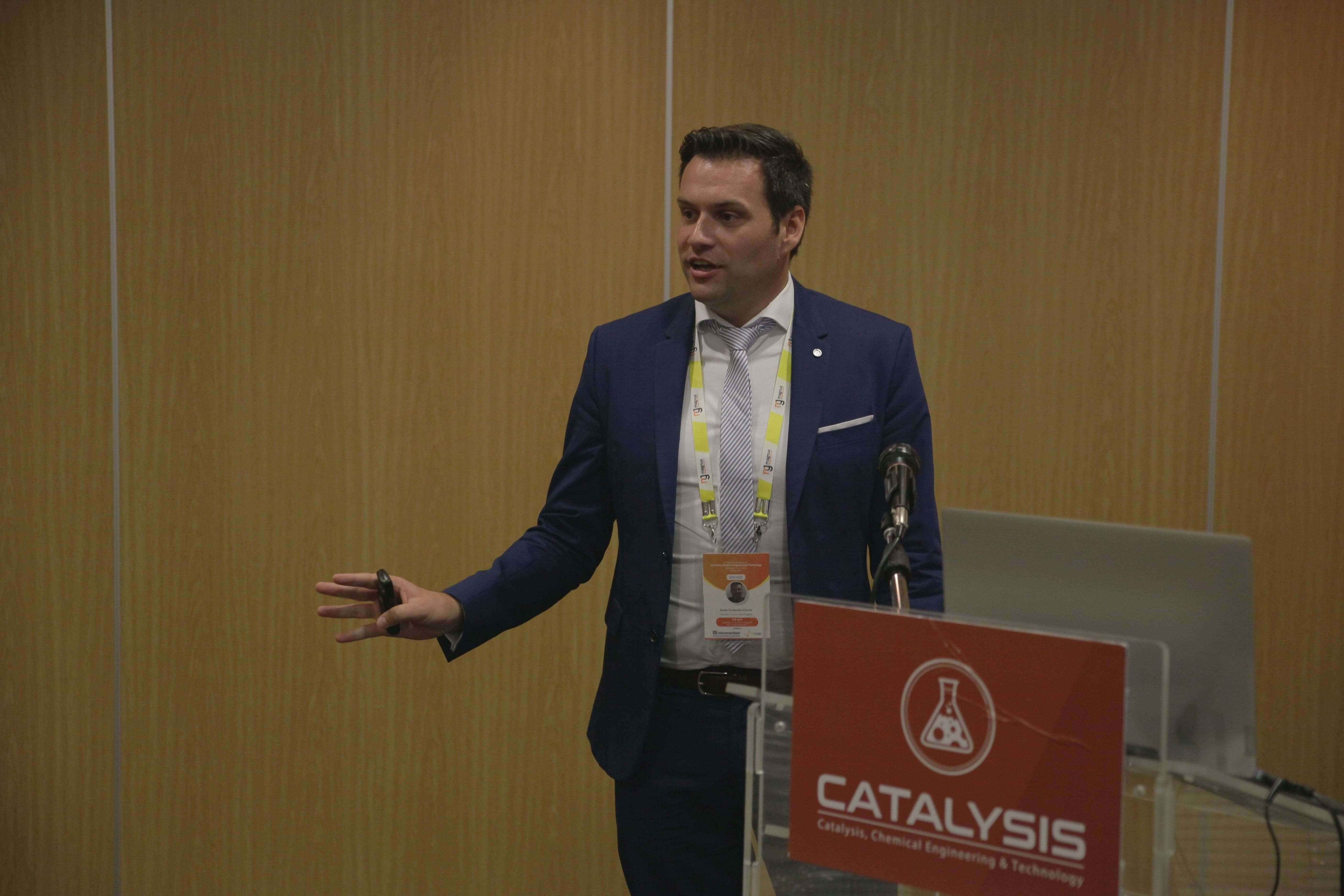 Javier Fernandez-Garcia, University of Leeds, United Kingdom