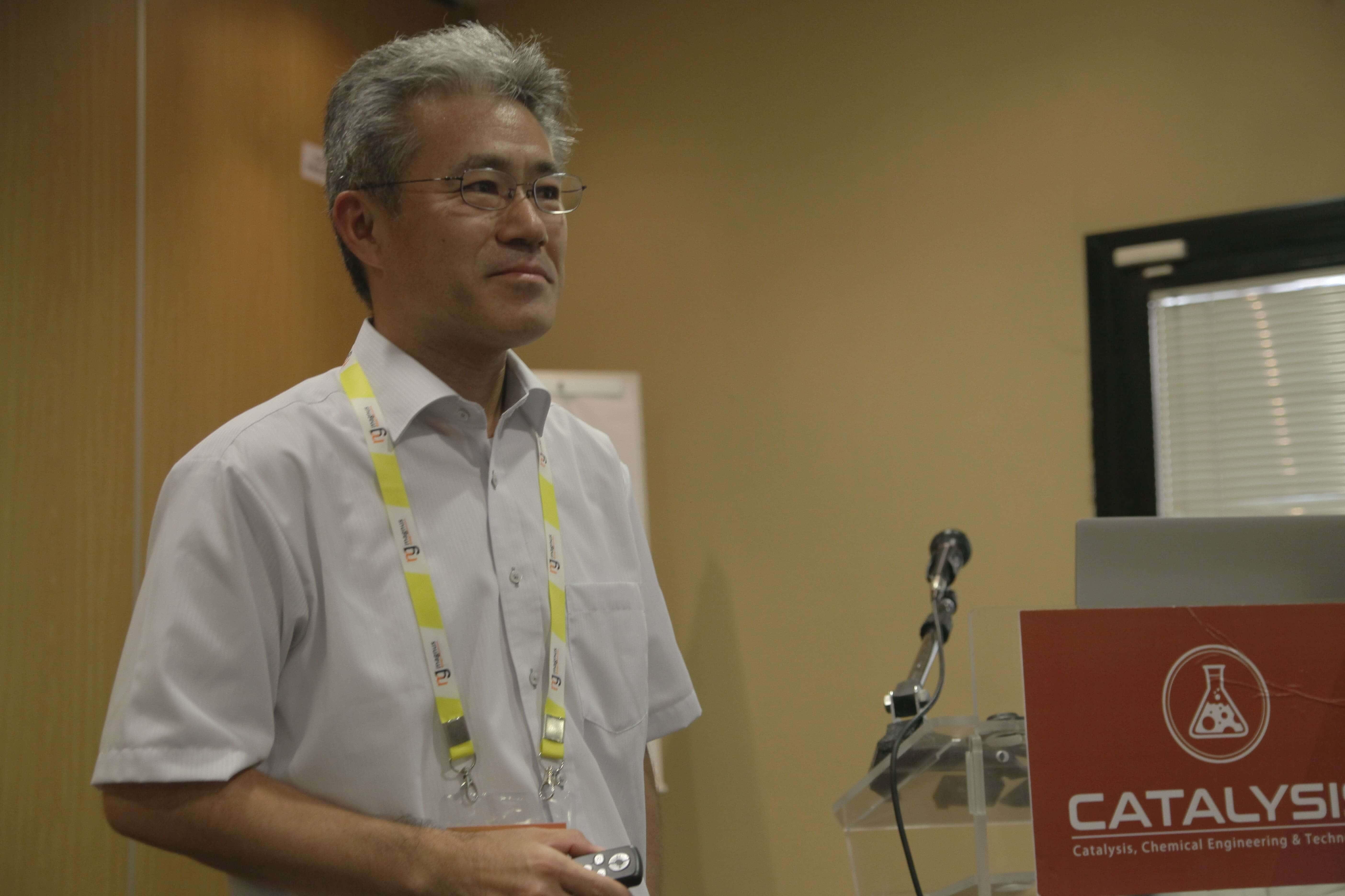 Masayuki Yagi, Niigata University, Japan