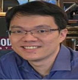 Speaker at Catalysis conferences 2021 - Adrian Tan Kong Fei