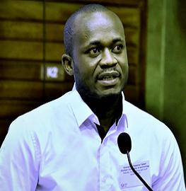 Speaker at Catalysis conferences 2021 - Emmanuel Kweinor Tetteh
