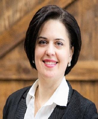 Respected Speaker for CAT 2021 Conference - Iryna Antonyshyn